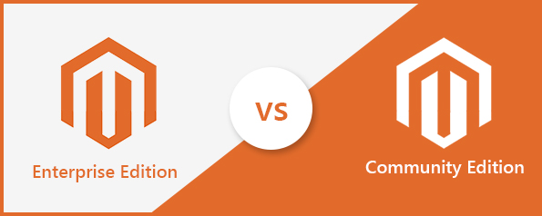 Magento EE vs CE - Image Source: mofluid.com