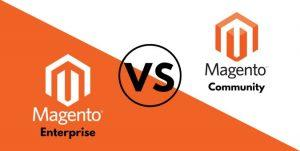 Magento Community vs Enterprise