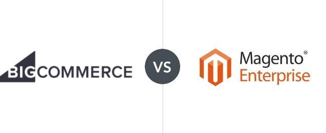 BigCommerce vs Magento