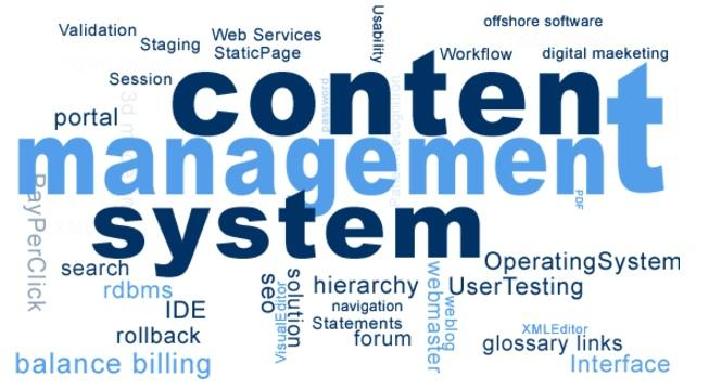 Content Management for Ecommerce Shops
