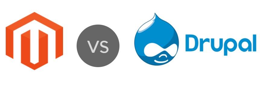 Magento vs Drupal