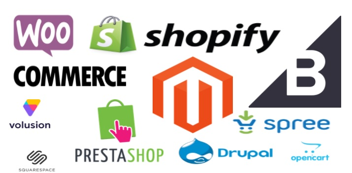 eCommerce Solutions for Startups - Image Source: ecomitize.com