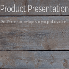 Tips on How to Present Your Products on Your Website