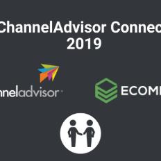 Ecomitize & ChannelAdvisor Connect 2019