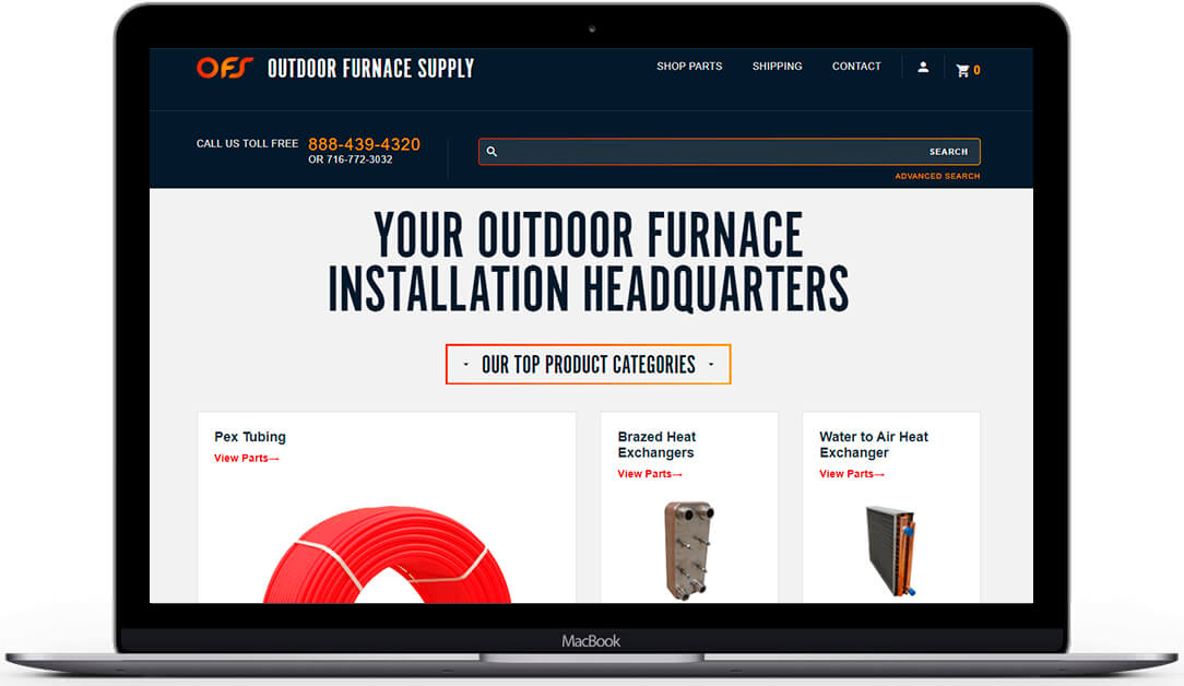 Outdoor Furnace Supply 2