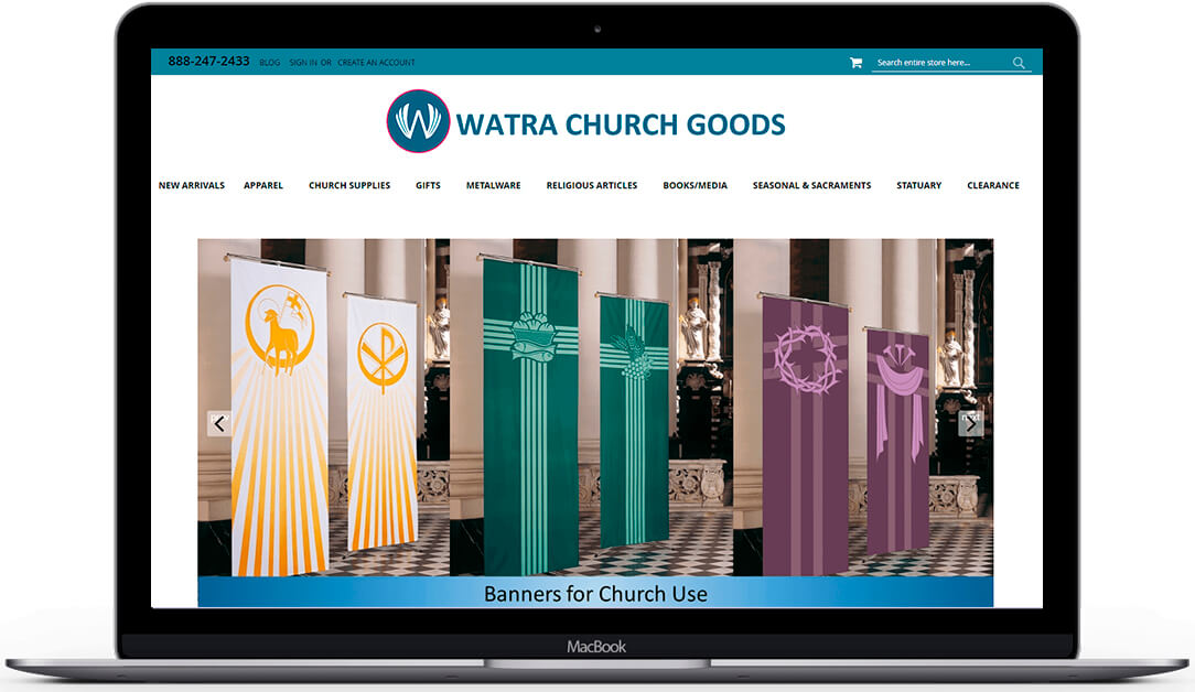 Watra Church Goods