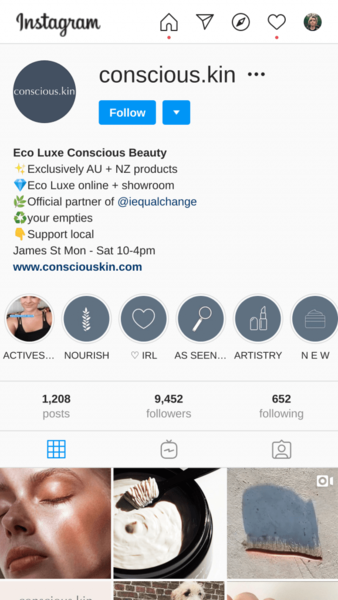Create an Instagram bio to get you noticed. Ideas, inspiration and examples 2