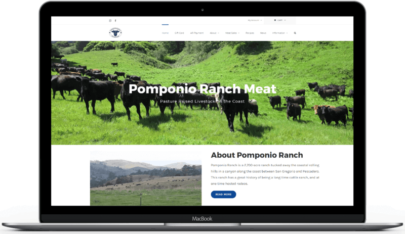 Pomponio Ranch Meat