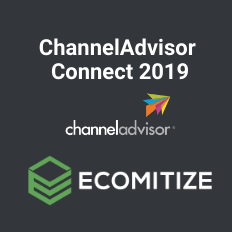 Ecomitize & ChannelAdvisor Connect 2019
