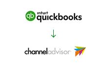 QuickBooks to ChannelAdvisor